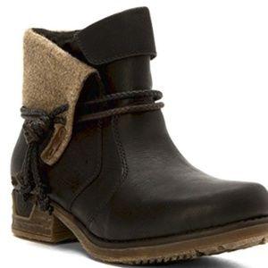 Rieker Women's Fee 93 Boots Size 7.5